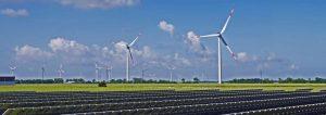 Recorde de produção de renovável